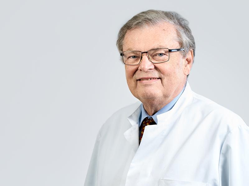 Prof. Dr. Hans Peter Emslander